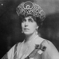1906 - Marie Koburg, Queen of Romania