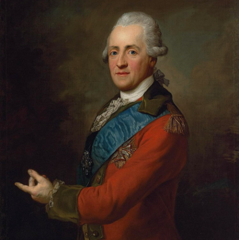 1784 - Prince Stanisław Poniatowski (nephew of King Stanisław Augustus)