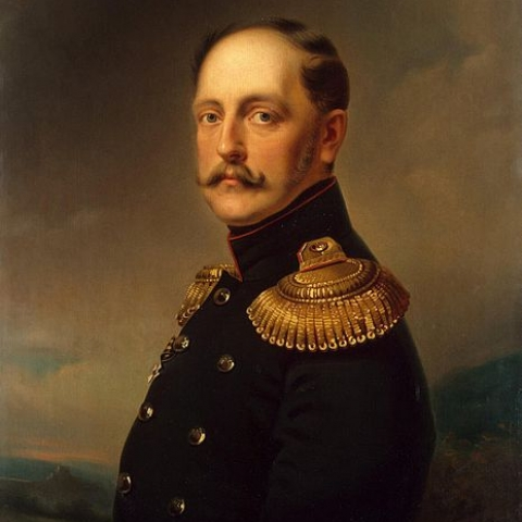 1838 - Nicholas I, The Czar of Russia
