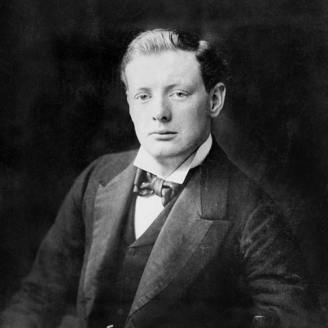 1905, 1913 - Winston Churchill, Prime Minister of Great Britain