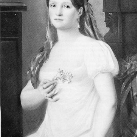 1802 - Maria Łęczycka – Walewska
