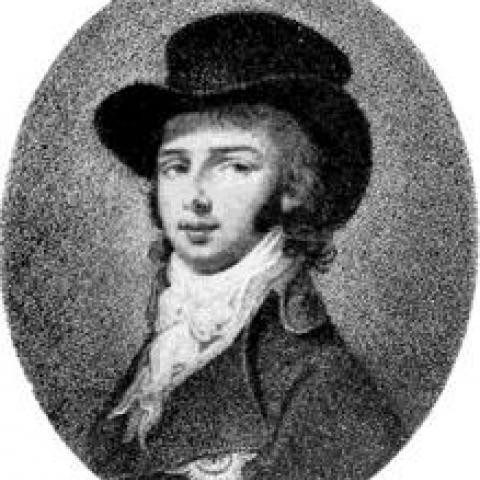 1820, 1830 - Książę Antoni Henryk Radziwiłł,