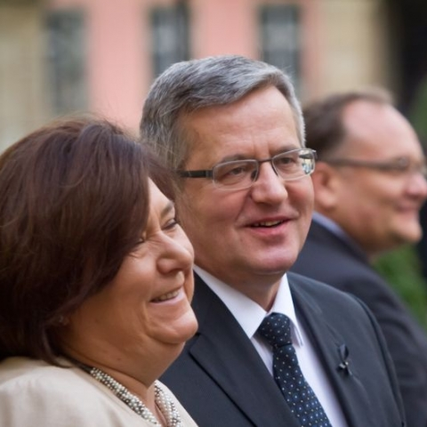 28 October, 2013 – Bronisław Komorowski, President of the Republic of Poland