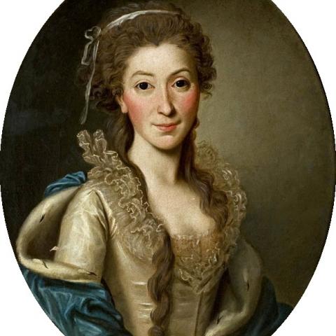 1816 - Fürstin Izabela Czartoryska