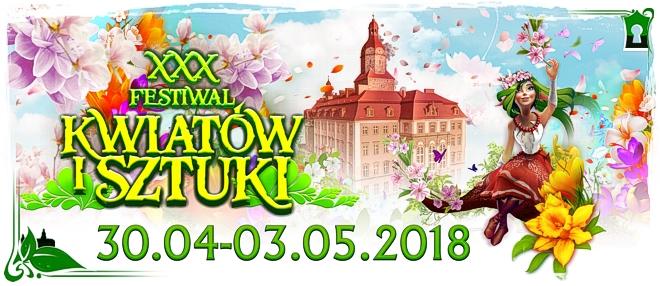 Der Mai auf Schloss Fürstenstein