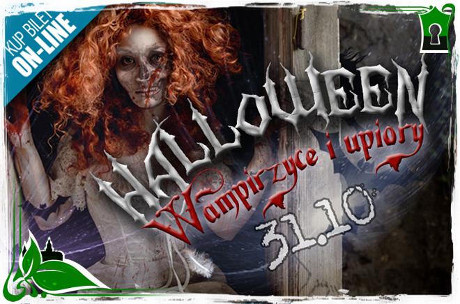 Wampirzyce i upiory - Halloween dla osób dorosłych!