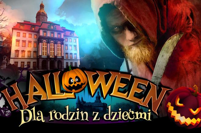 Halloween dla rodzin z dziećmi