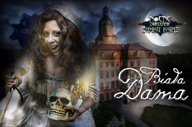 Nocne Zwiedzanie - Biała Dama