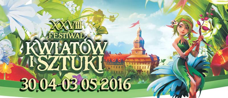 XXVIII Festiwal Kwiatów - informacje!