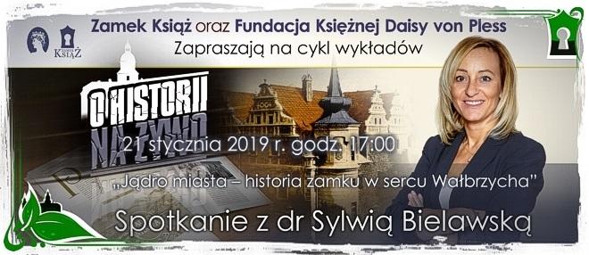 O historii na żywo - Jądro miasta. Powstanie i rozwój wałbrzyskiej rezydencji Czettritzów