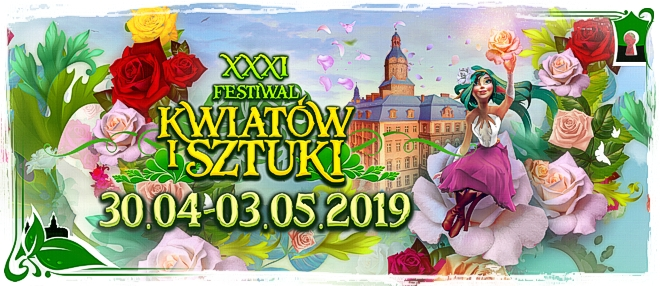 Flower and Art Festival - tickets already on sale