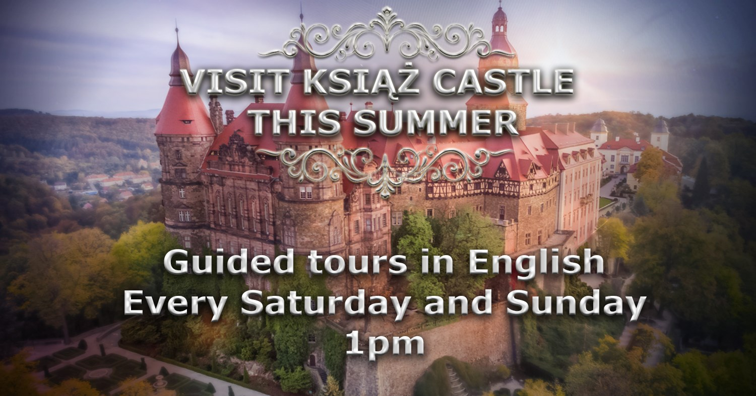 Guided visit - English language