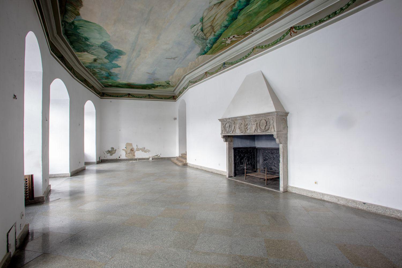 Dofinansowanie renowacji nowo odkrytych polichromii w Sali Krzywej w Zamku Książ