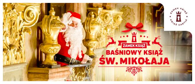 Baśniowy Książ św. Mikołaja
