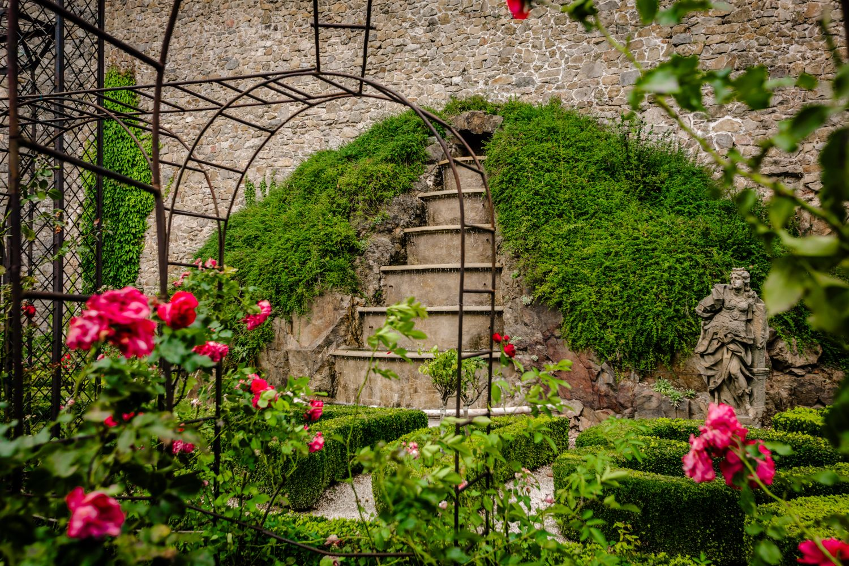 Tarasy zamku otwarte aż do 17.10